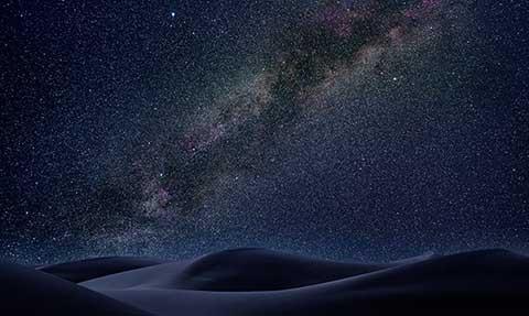 宮古島の満天の星空と肉眼で天の川鑑賞