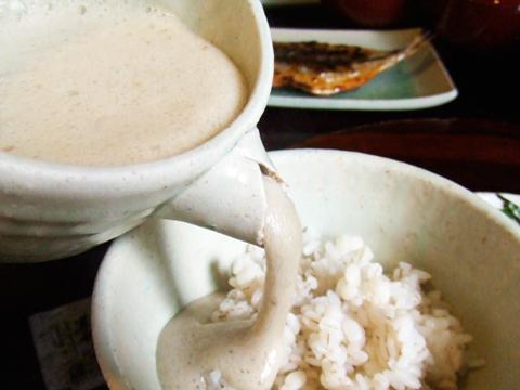 箱根の自然薯料理 しずく亭